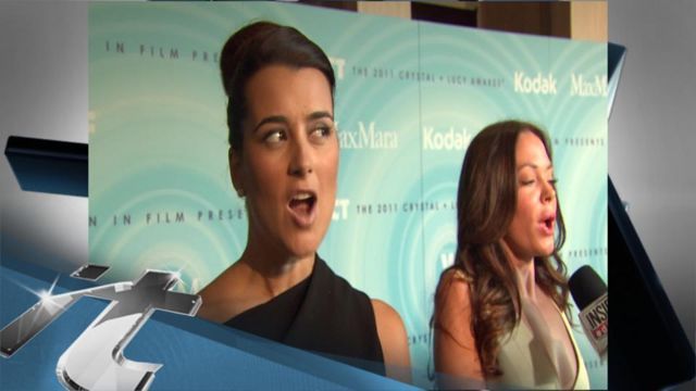 News video: CBS Boss Sounds Off on Cote de Pablo's NCIS Exit